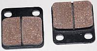 Колодки передние-1  GY60