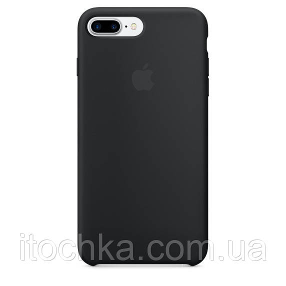 Apple iPhone 7 Silicone Case Black(copy)