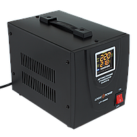 Стабилизатор напряжения LogicPower LPT-1500RD BLACK (1050W) напольный
