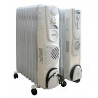 Радиатор масляный Термія 0924В (с вентилятором)