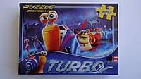 """Пазлы """"Turbo"""",120 ел,Enfant,230х165 мм.Детские пазлы -""""Турбо"""", 120 елементов.Пазли """"Turbo"""" на 120 элементов .П"""