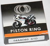 Кольца поршневые Honda DIO-65 ZX, AF-34/35 STD Ø44,00 мм