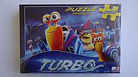 """Пазлы """"Turbo"""",260 ел,Enfant,330х230 мм.Детские пазлы -""""Турбо"""",260 елементов.Пазли """"Turbo"""" на 260 элементов .Па"""