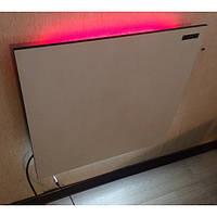 Новая опция от компании КАМ-ИН- керамический обогреватель КАМ-ИН с подсветкой.