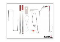 Набор для открывания автомобильных дверей Yato YT-08385