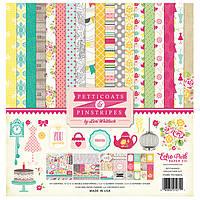 Набор бумаги для скрапбукинга Echo Park, Petticoats, 30х30см, PC103016