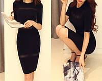 Платье 2 сетки длинное