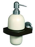 Дозатор для жидкого мыла с держателем Bisk Madagaskar 00981