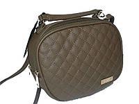 Женский клатч Chanel Бежевый  1001-6