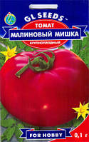 Семена Кустовой томат Малиновый мишка (0,1 г) GL SEEDS