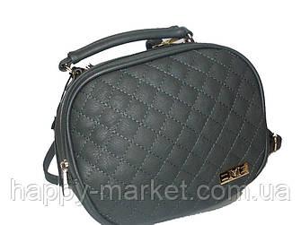 Женский клатч Chanel Серый  1001-7, фото 2