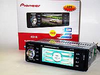 "Автомагнитола Pioneer 4016 - 4,1"" TFT USB+SD DIVX/MP4/MP3, фото 1"