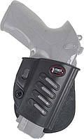 Кобура Fobus для Beretta PX4 Storm с поясным фиксатором.