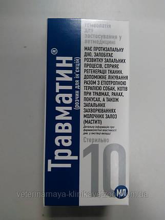 Травматин10мл, фото 2