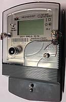 Электросчетчик Ник 2102 01 Е2Т двухзонный однофазный