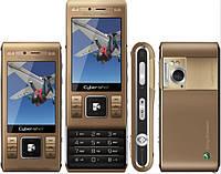 Оригинальный телефон Sony Ericsson C905 Gold