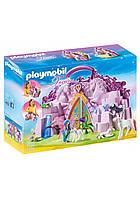 Конструктор Playmobil Возьми с собой: Сказочный сад Единорога 6179