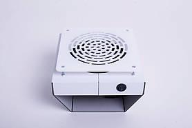 Вбудована витяжка для манікюрного столу Dekart 3 (біла)