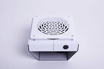 Встроенная вытяжка дляманикюрного столаDekart3(белая)