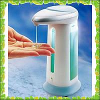 Сенсорный дозатор для моющего средства Automatic Soap magic & Sanitizer Dispenser