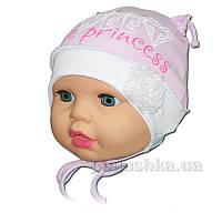 Детская шапочка для девочки Конфетка Габби 00641