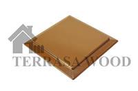 Крышка для столба ограждений (светло-коричневая)