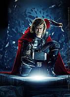Картина 60х40см Тор Thor молот