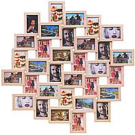 Огромный коллаж на 32 фотографии