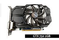 Видеокарта Gigabyte PCI-Ex GeForce GTX 750 2048MB GDDR5