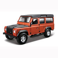 Сборная модель «Bburago» (18-45127) Land Rover Defender 110, 1:32