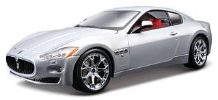 Сборная модель «Bburago» (18-25083) Maserati Gran Turismo, 1:24