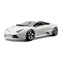 Сборная модель «Bburago» (18-25081) Lamborghini Reventon, 1:24 (матовый белый)