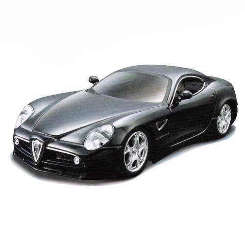 Збірна модель «Bburago» (18-45114) Alfa 8C Competizione, 1:32
