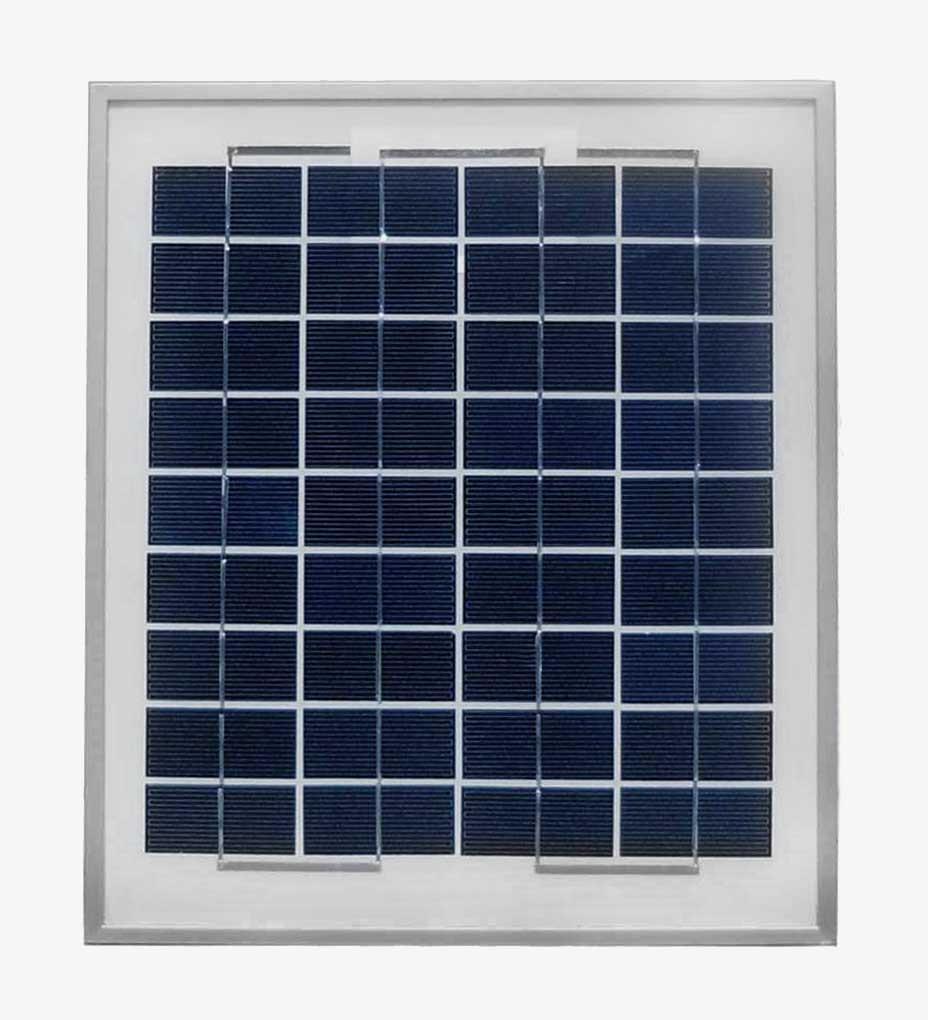 Сонячна батарея (панель) 10Вт 12В полікристалічна. AXIOMA energy