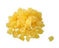 Ананас цукат сушенный кубик натуральный
