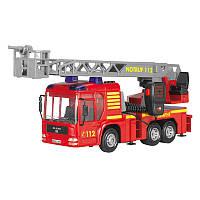 ОРИГИНАЛ  Dickie Toys Пожарная машина 43 см (3716003)