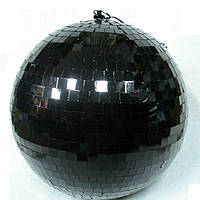 Дискошар чёрный, диаметр 25 см