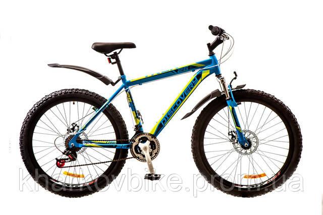 Обновление велосипедной коллекции Discovery 2017