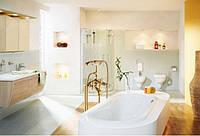 Напольная стойка для ванной комнаты со смесителем краном и лейкой