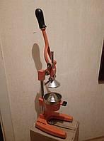 Соковыжималка для цитрусовых профессиональная механическая (ручная) FROSTY HJ-A