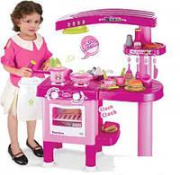 Игровой набор Кухня с посудой и вытяжкой 008-82