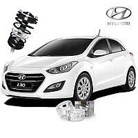 Автобаферы ТТС для Hyundai i30 (2 штуки)
