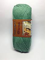 Пряжа alpaca sport kartopu - цвет зеленый