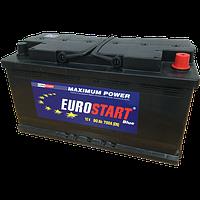 Аккумулятор EUROSTART 6СТ- 90з евр 720A