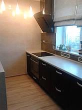 маленькая кухня освещение
