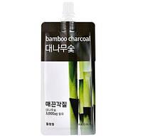 Пилинг для чувствительной кожи с бамбуком ARITAUM Fresh Power Essence Pouch Pack Bamboo 10мл