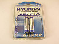 Аккумулятор Hyundai NiMH AA  2850mAh 1,2V, фото 1