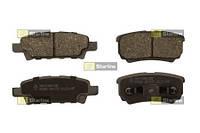 STARLINE  BD S403 Колодки тормозные дисковые, к-кт.:CHRYSLER, DODGE, JEEP, MITSUBISHI, HINDUSTAN