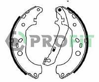 PROFIT PR 5001-0687 Тормозные колодки барабанные, к-кт.  Для автомобилей:FORD