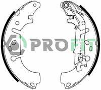 PROFIT  PR 5001-0682 Тормозные колодки барабанные, к-кт.  Для автомобилей:,FIAT ,OPEL,VAUXHALL,CITROEN